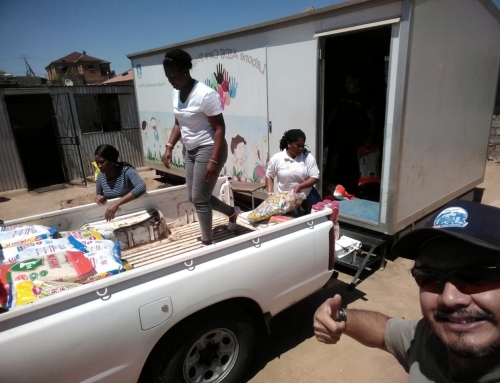 Thank you Friends for helping the Orphanage in Tembisa